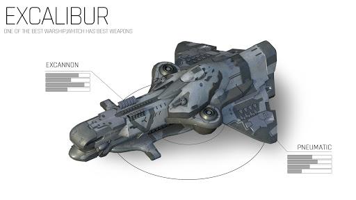 Ark of War - Dreadnought Apkfinish screenshots 15