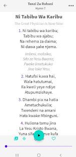 SDA Hymnal, Tenzi Za Rohoni, Nyimbo za Kristo