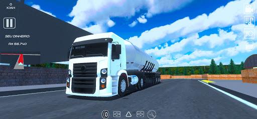Truck Brasil Simulador  screenshots 2