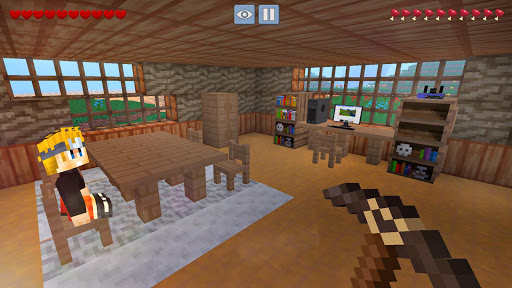 Block Craft World 3D: Mini Crafting and building!  screenshots 12