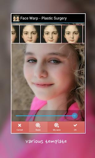 Face Warp - Plastic Surgery apktram screenshots 4