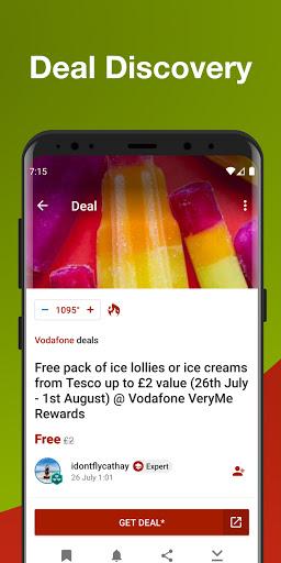 hotukdeals - Deals & Discounts apktram screenshots 3