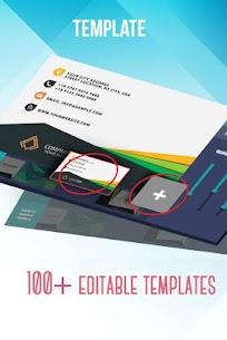 Business Card Maker & Creator Premium MOD APK 2