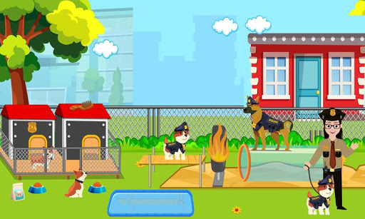 Pretend Play My Police Officer: Stop Prison Escape 1.0.3 screenshots 3