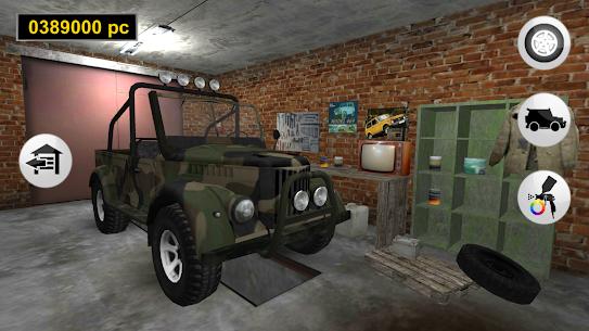 Russian SUV Mod Apk Lots of Money + Mod Cars 3