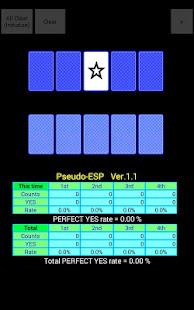 Pseudo-ESP 1.2 Screenshots 1