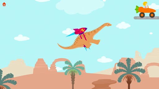 Jurassic Dig - Dinosaur Games for kids apkmr screenshots 4