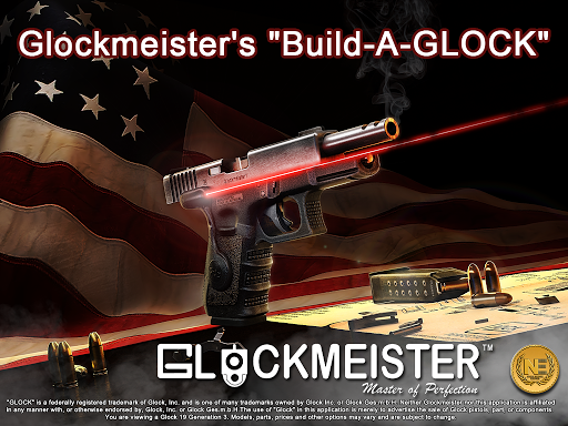"Glockmeister's ""Build-A-GLOCK"" For PC Windows (7, 8, 10, 10X) & Mac Computer Image Number- 13"