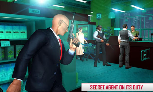 Secret Agent Spy Game: Hotel Assassination Mission apkpoly screenshots 3
