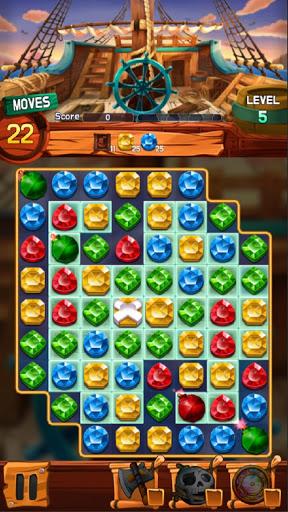 Jewel Voyage: Match-3 puzzle  screenshots 7