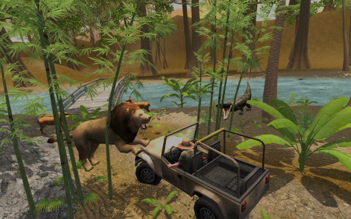 4x4 Safari: Online Evolution 20.10.1 screenshots 11