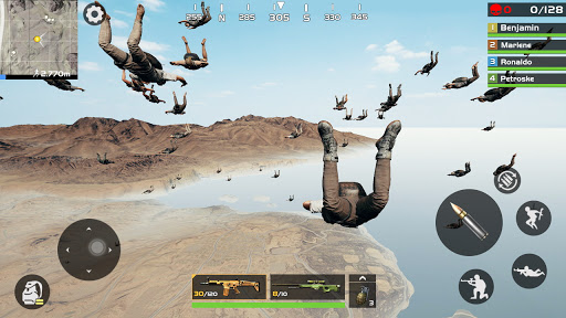 Bullet Strike - FPS Offline Encounter Shooting 3D 1.0.46 screenshots 2