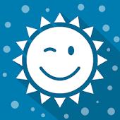 icono Clima preciso 🌈 YoWindow + Fondos de pantalla