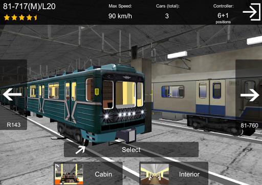ag subway simulator lite unlimited screenshot 1