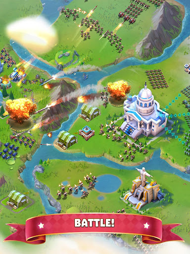 Global War 1.9.40 screenshots 2