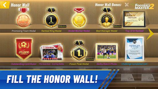 Football Master 2 - Soccer Star 1.4.112 Screenshots 6