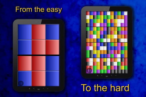 Magic Cube 2D screenshots 3
