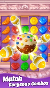 Candy Villa MOD APK 2.0 (Unlimited Stars) 6