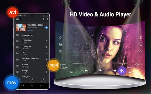 HD Video Player apktram screenshots 1