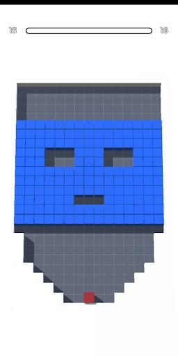 Cube Fill 3D Apkfinish screenshots 4