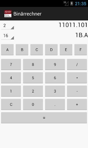 Binary Calculator For PC Windows (7, 8, 10, 10X) & Mac Computer Image Number- 10