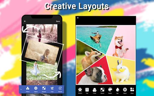Photo Editor Pro - Collage Maker & Photo Gallery 1.3.2 Screenshots 18