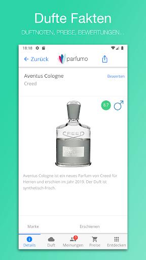 Code Triche Parfumo Parfumverzeichnis (Astuce) APK MOD screenshots 2