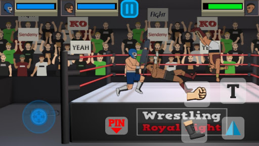Wrestling Royal Fight APK MOD (Astuce) screenshots 4