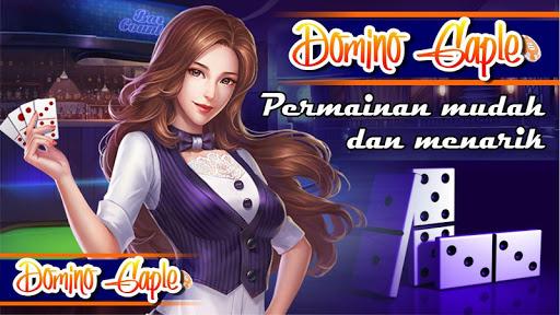 Domino : Gaple Offline