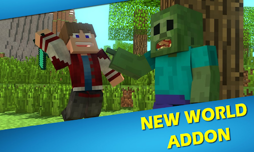 New world mod for MCPE 1.2 (MOD + APK) Download 2
