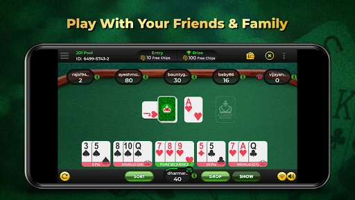 ClassicRummy - Play Free Online Indian Rummy Game  screenshots 4