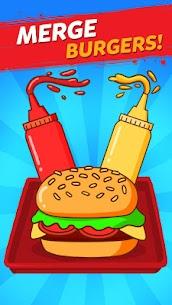 Merge Burger: Food Evolution Cooking Merger 2.0.11 Mod APK Download 1
