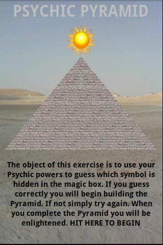 Psychic Pyramid For PC Windows (7, 8, 10, 10X) & Mac Computer Image Number- 5