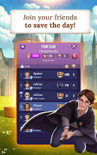 Harry Potter: Puzzles & Spells - Match 3 Games 35.2.729 Screenshots 21