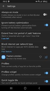 Net Blocker – Block internet per app MOD (Premium) 4