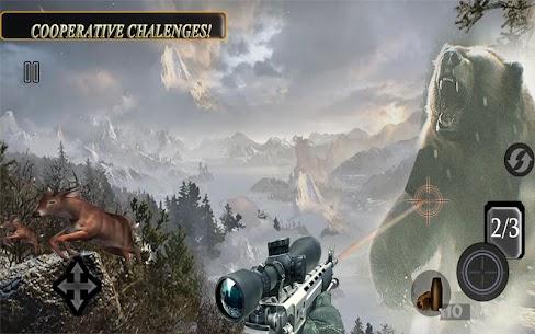 Sniper Animal Shooting 3D:Wild Animal Hunting Game 4