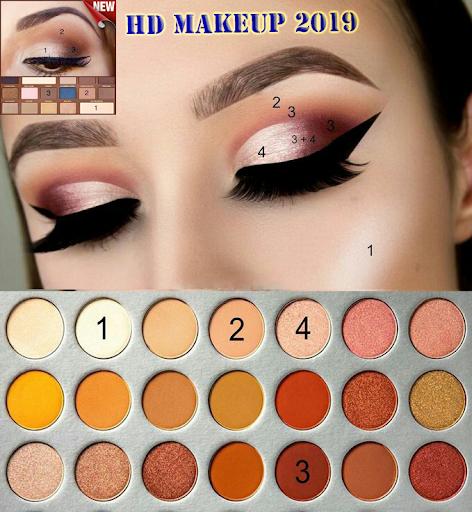 HD makeup 2019 (New styles)  Screenshots 9