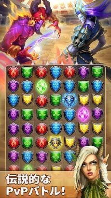 エンパイアズ&パズルズ Empires & Puzzles マッチ3パズルRPGゲームのおすすめ画像3