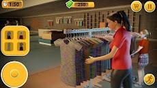 バーチャル 母 スーパーマーケット ショッピング モール ゲームのおすすめ画像2