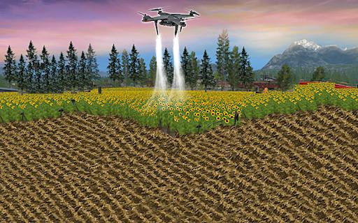 Real Farm Town Farming tractor Simulator Game 1.1.7 screenshots 5