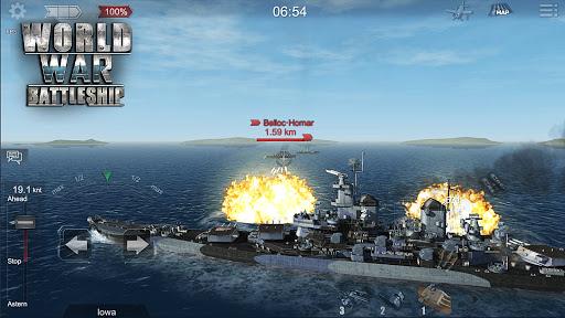 World War Battleship: The Hunting in Deep Sea  screenshots 3