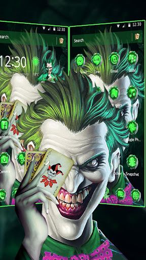 Psycho Joker Cool Theme 1.1.10 Screenshots 9