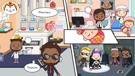 Miga Town: My Hospital 1.5 Screenshots 4