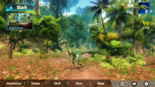 Compsognathus Simulator  screenshots 2
