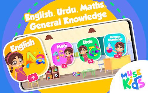 MUSE Kids - Preschool Learning App