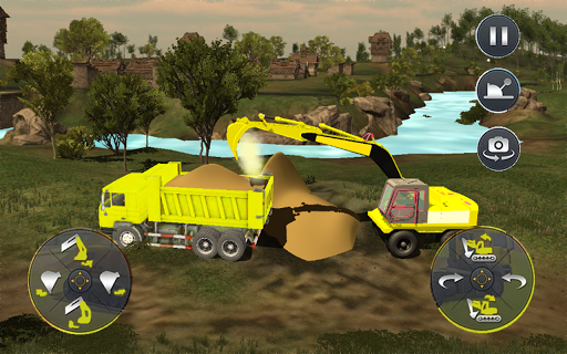 Real Excavator Simulator 2020 1.8 screenshots 2