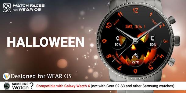 Halloween Watch Face Apk Download 1