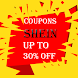 Daily Coupons Shein