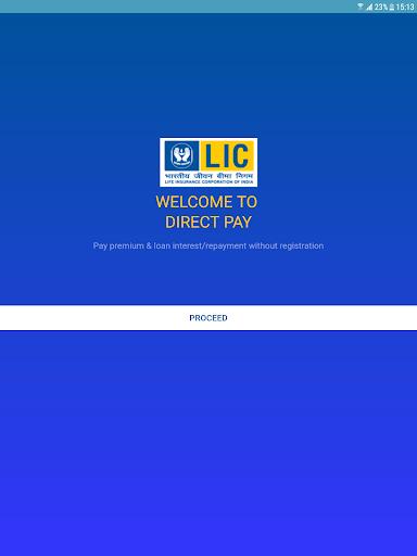 LIC PayDirect apktram screenshots 3