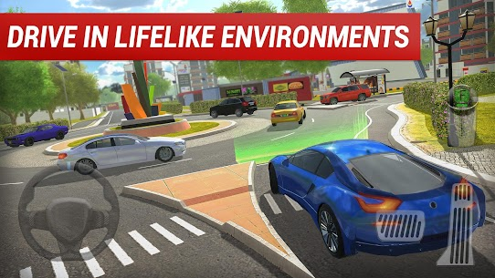 Roundabout 2: A Real City Driving Parking Sim Apk Download 3